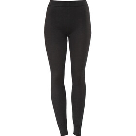 Woolpower 200 Leggings Johns, black